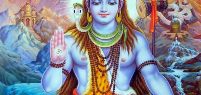 Шива - могущественный бог