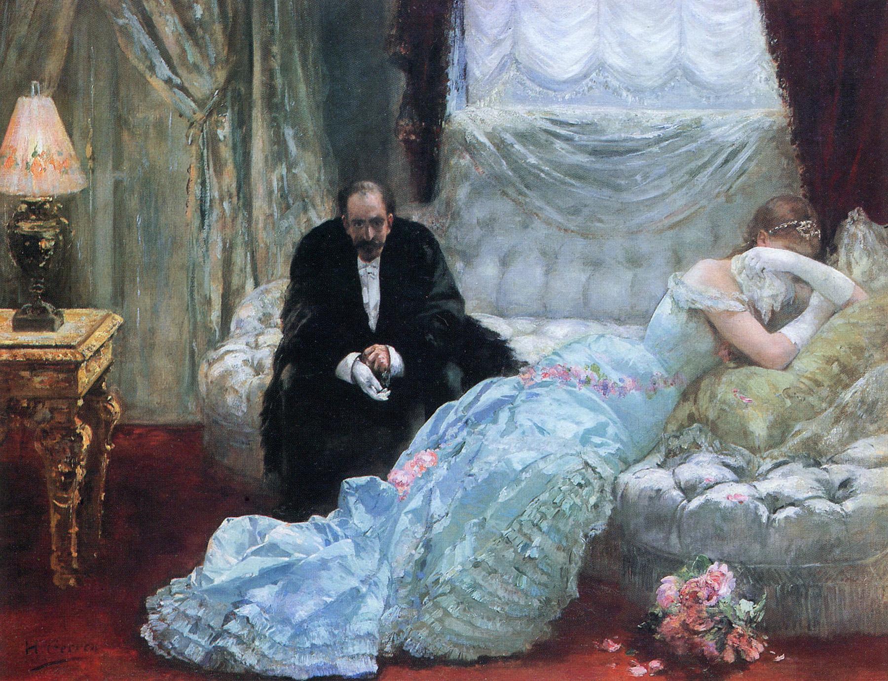 Почему муж молчит во время ссоры