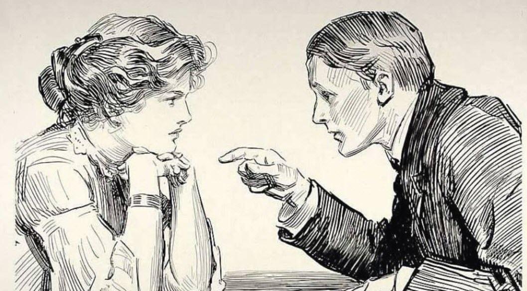 Муж - агрессор, что делать? Психологическое давлении в семье